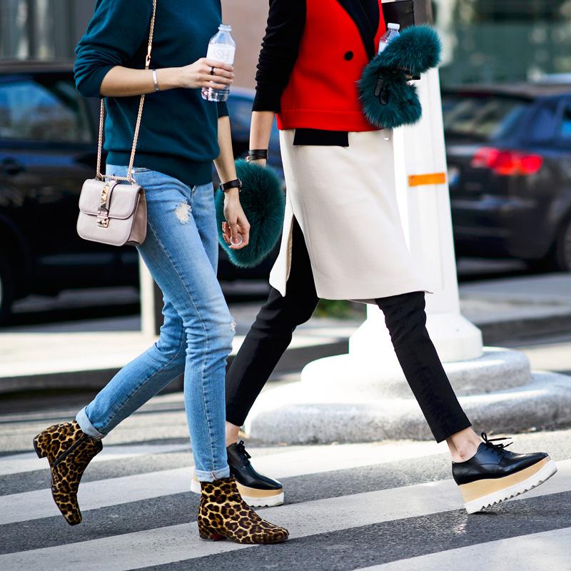 7 Sepatu Wanita yang Wajib Kamu Ketahui