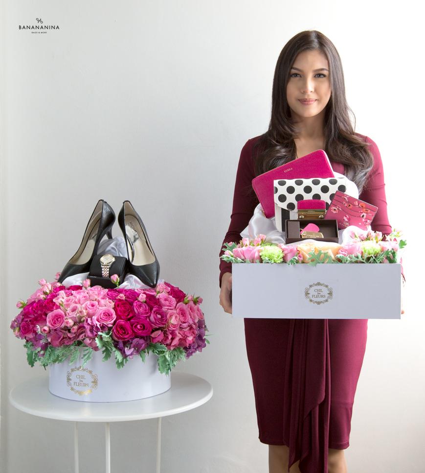 seserahan pernikahan Chil Des Fleurs