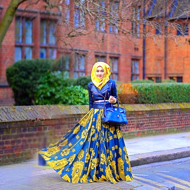 hijabers style