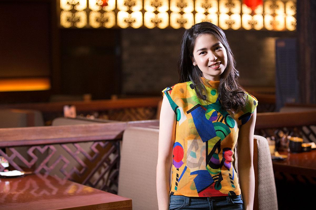 Perayaan Imlek Laura Basuki, Artis Cantik Keturunan Vietnam