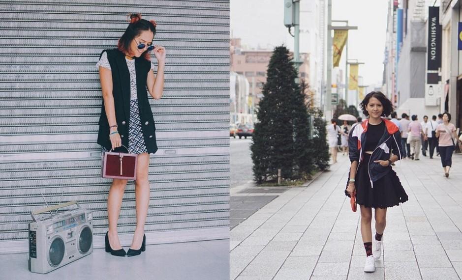 selebriti yang fashionable