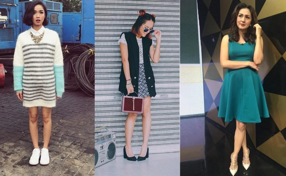3 Fashion Resolution Selebriti Indonesia