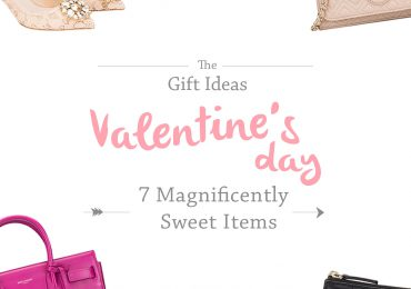 Gift Ideas: 7 Incredibly Sweet Items for Her in Valentine's Day