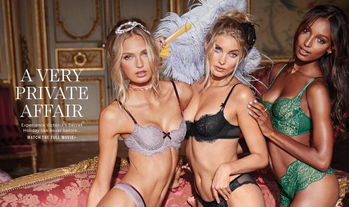 A Breakthrough Sexywear: Victoria's Secret