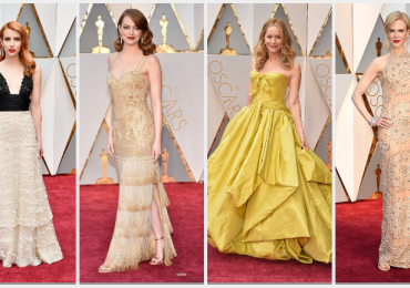 5 Best Dressed: Red Carpet Moment of The Oscars 2017