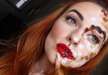 8 Ide Makeup Populer untuk Pesta Halloween