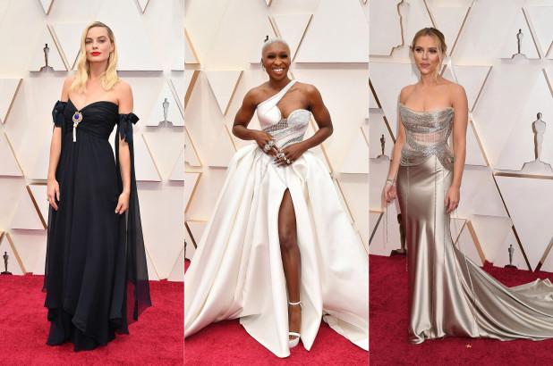 10 Tampilan Memukau di Ajang Piala Oscar 2020 Versi Spotlight