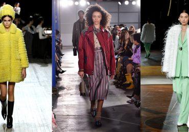 Top 5 Koleksi Fall 2020 dari New York Fashion Week