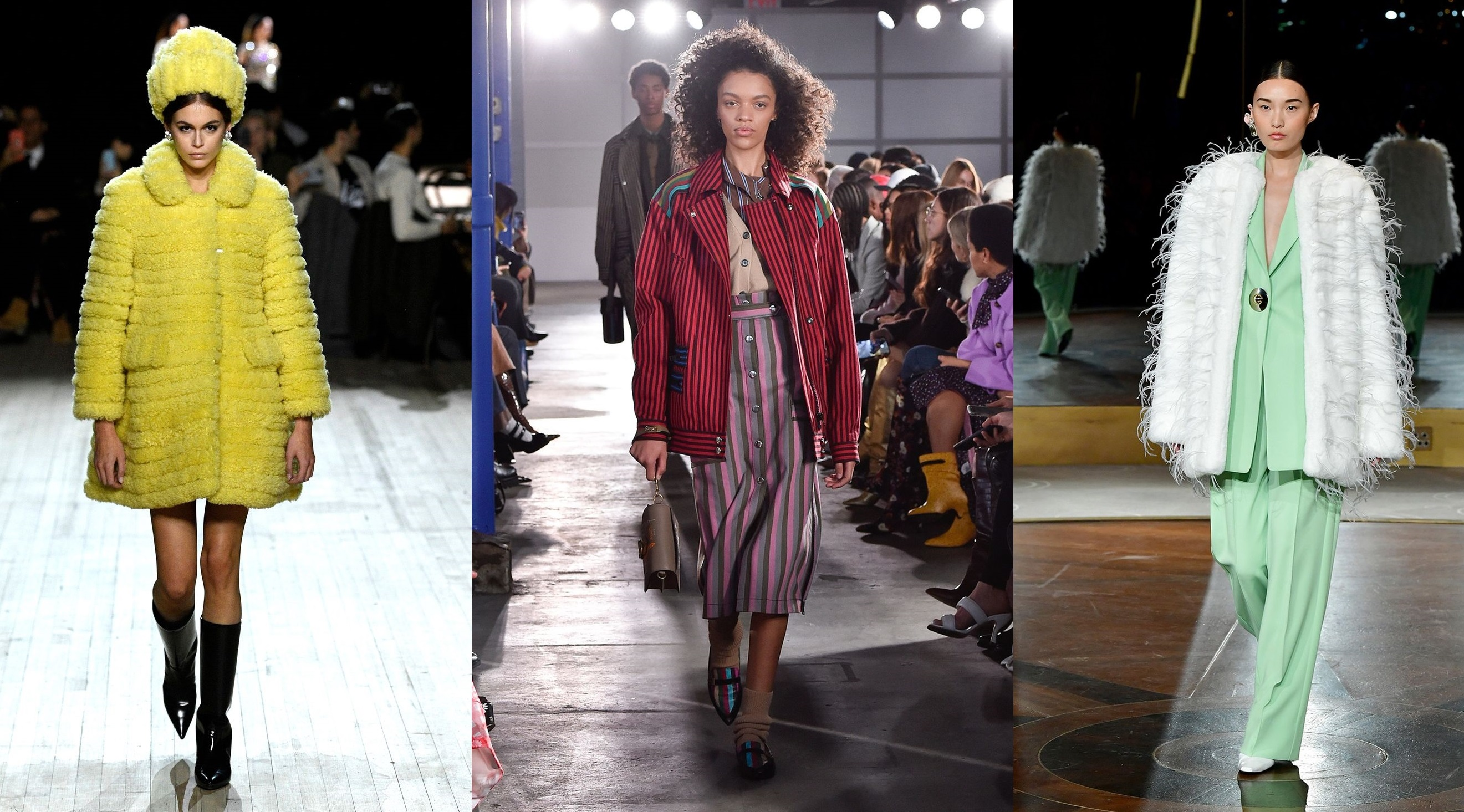 Top 5 Koleksi Fall 2020 dari New York Fashion Week