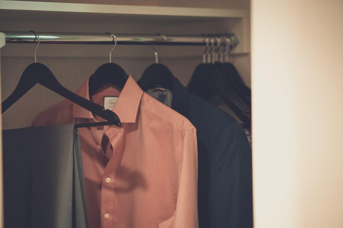 5 Tips Mudah Beres-Beres Lemari Pakaian Selama Di Rumah Aja