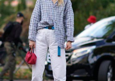 Tips Keren Pakai Kemeja Dengan Gaya Half Tuck In Ala Street Style