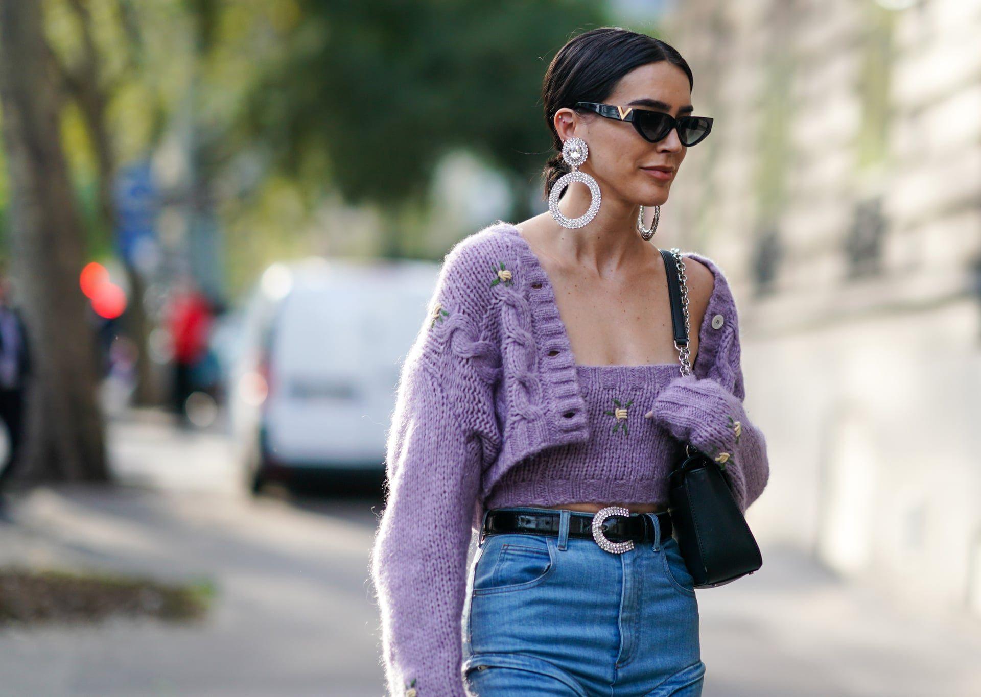 Wajib Punya, Outfit Warna Lilac yang Trending di Tahun 2020 Ini!
