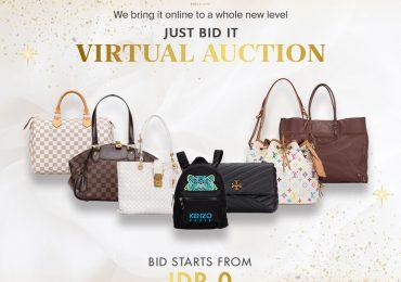 Review Produk : Banananina Virtual Auction, 27 Oktober 2020